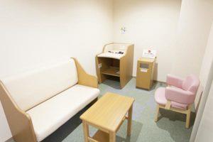 奈良県庁授乳室
