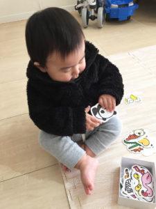 大好きなパンダさんのカード