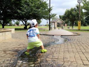 わき水広場