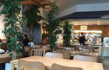 RHM CAFE店内