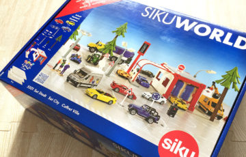 SIKU WORLD シティー