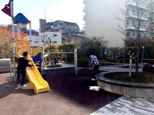 月島三丁目児童遊園