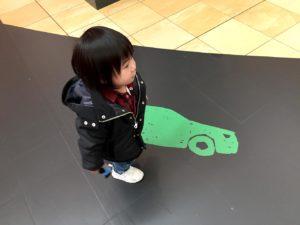 自動車の床シート
