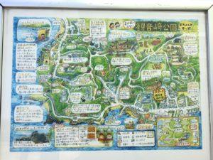 観音崎公園マップ