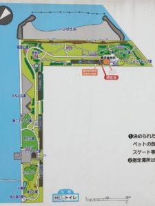 城南島海浜公園城南島海浜公園マップ