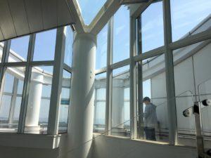 若洲昇降タワー