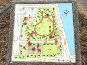 飯岡みなと公園地図