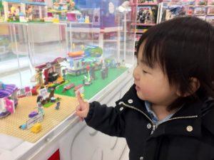 レゴの展示