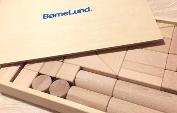 ボーネルンドの積み木
