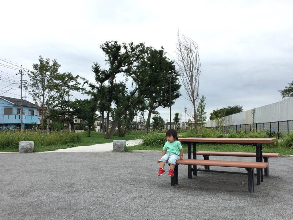 西堀一丁目ふれあい公園