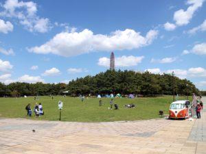 汐風の広場