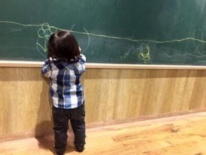 カキカキパーク黒板