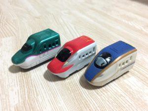 付属の3車両