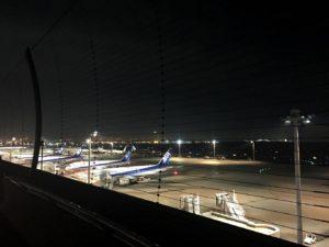 羽田空港夜景