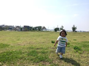 殿町第2公園芝生広場