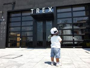 TREXエントランス