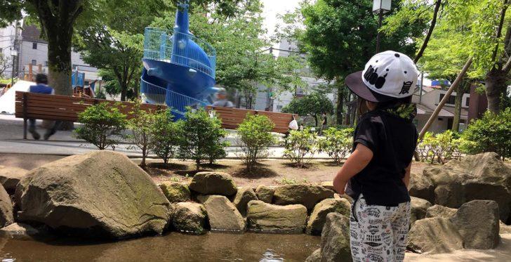 仲蒲田公園