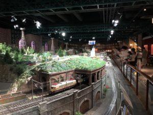 腹模型鉄道博物館トーマスギャラリー