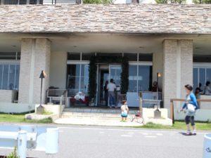 サザンビーチカフェ入口