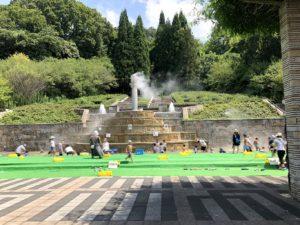 水遊びわんぱく広場