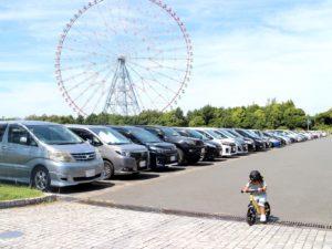 葛西臨海公園駐車場