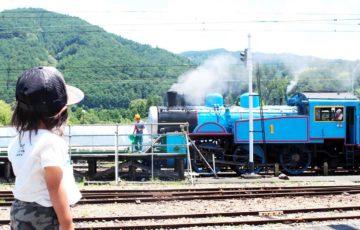 大井川鐵道トーマス号