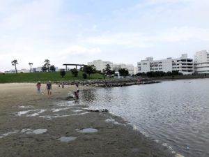 大森ふるさとの浜辺公園