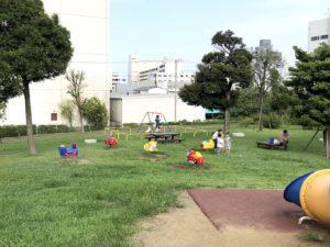 ふるさとの広場遊具