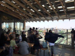 浅草文化観光センター展望テラス