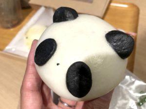 パンダのあん饅