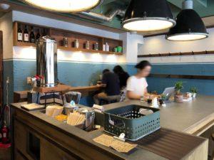 1Fコーヒースタンド