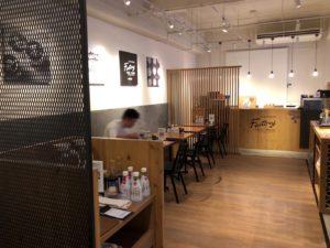 福太郎カフェ東京カフェ