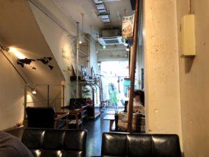 76cafe店内