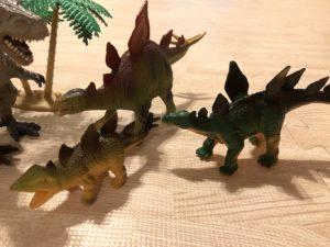 ステゴサウルスの家族