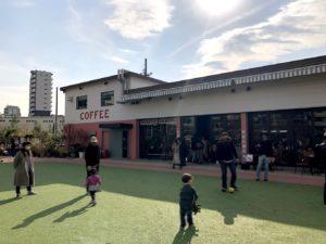 シェアグリーン南青山カフェ