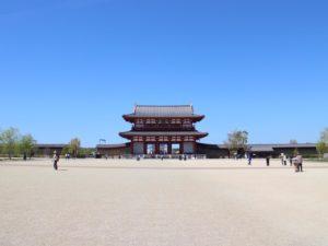 平城宮跡歴史公園朱雀門ひろば