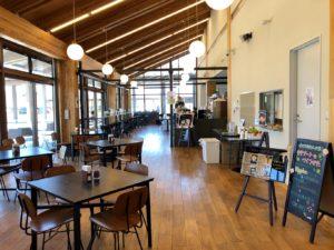 天平うまし館カフェ
