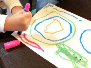 子供が直感でさっと描ける