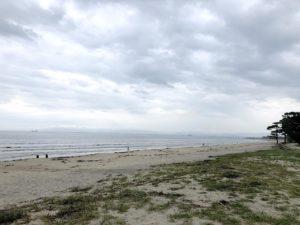 香良洲海岸