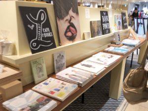 販売されている本たち