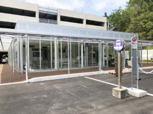 バス待合所