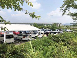 北第3駐車場