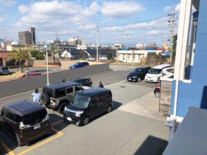 高虎ドッグ駐車場