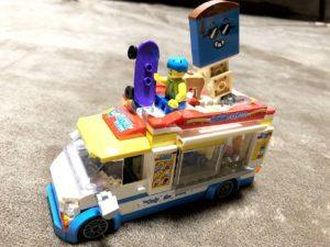 レゴアイスクリームワゴン