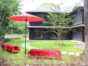 日本料理 滴翠庭園