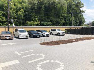 日本料理 滴翠駐車場